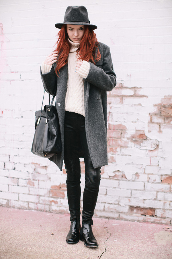 sea of shoes shoes coat pants bag hat sweater