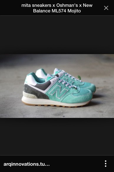 blue fashion clothes shoes sneakers new balance new balance sneakers new balance 574 grey