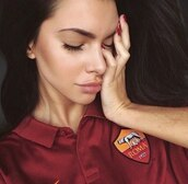 t-shirt,polo shirt,red
