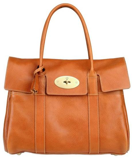 08d185db5381 Mulberry Bayswater Top Handle in Brown