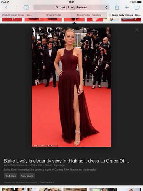 dress blake lively