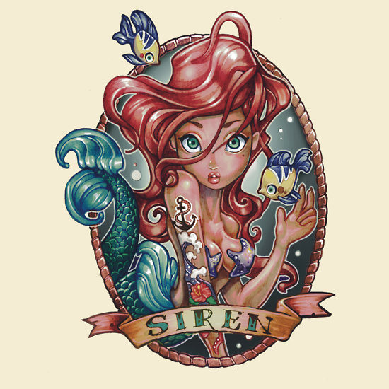"""SIREN"" T-Shirts & Hoodies by Tim  Shumate 