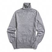 Coach :: FINE GAUGE POLO NECK SWEATER