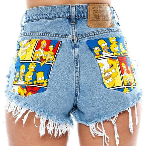 Simpsons Pocket Cutoff | COAL N TERRY