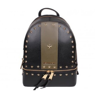 studded backpack studded backpack black stars bag