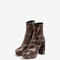 Platform ankle boots - view all - footwear - uterqüe france