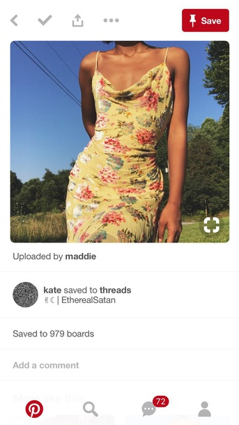 dress don't know where to find yellow dress