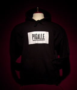 PIGALLE - Boutique — Hoodie Black PIGALLE ($20-50) - Svpply
