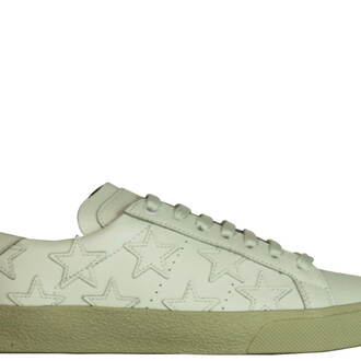 classic sneakers white stars shoes
