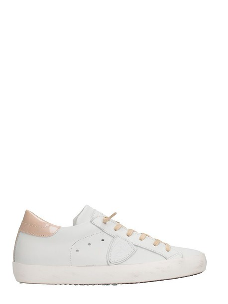 Philippe Model paris sneakers white shoes