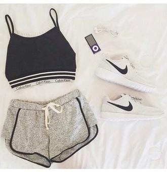shorts feminine