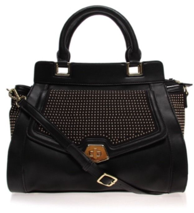 Nine West Sadie Satchel Black