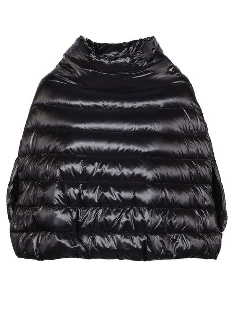 Herno jacket sleeveless black