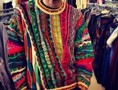 multicolor,sweater,90s style,pattern,crazy pattern