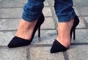 black shoes,shoes