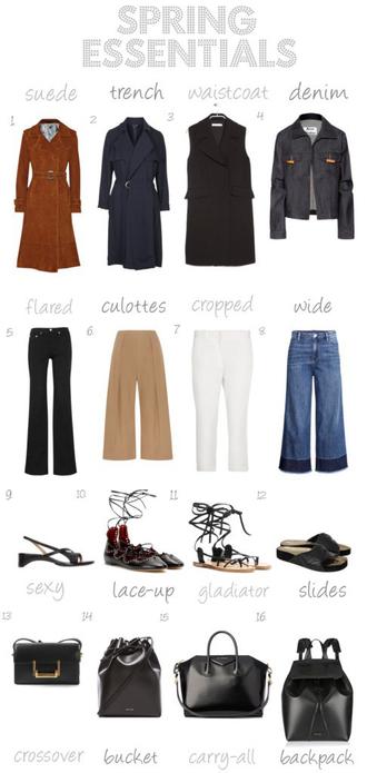 fashion landscape blogger outfit wide-leg pants