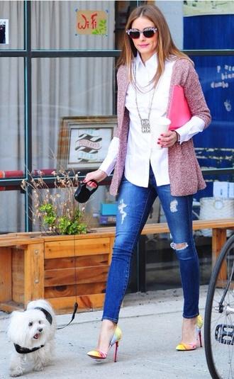 skinny jeans olivia palermo