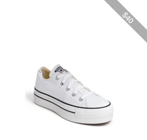 shoes converse converse white sneakers high platform trainers allstars converse