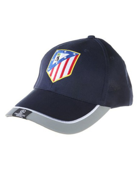 hat madrid black cup cap