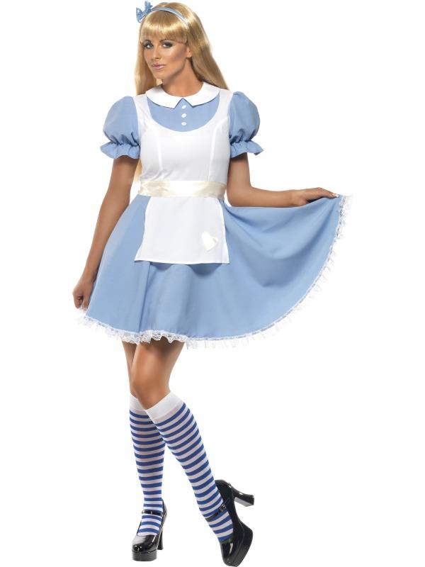 Fancy Dress Factory.... ef-33016M - Alice in Wonderland Costume ef-33016M (smiffys)