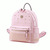 [grxjy5204142]Fashion Round Rivets Backpack School Bag