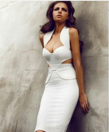 Cute sexy elegant dress