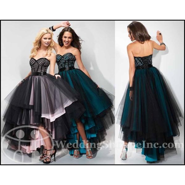 Punk Rock Prom Dresses 2012 - Polyvore
