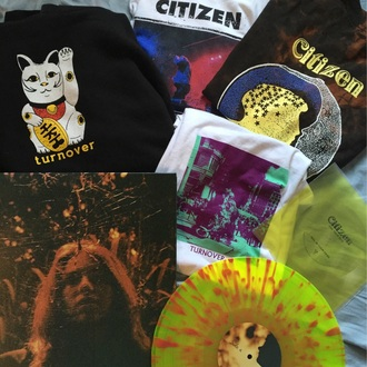 shirt t-shirt citizen turnover printed t-shirt