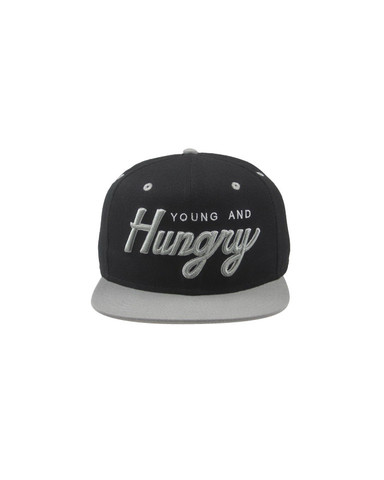 Young & hungry snapback