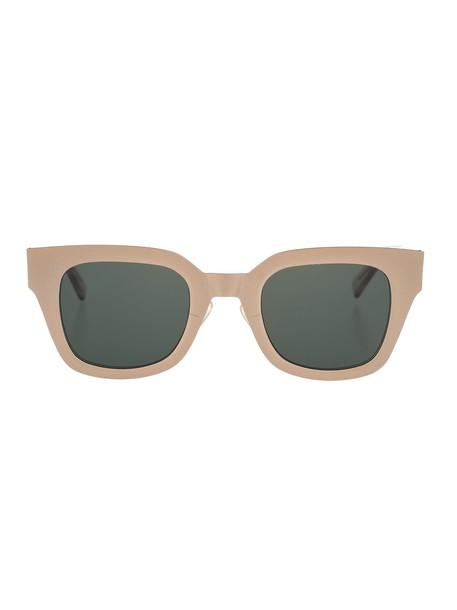 Celine sunglasses gold copper