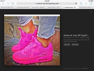shoes air max sneakers nike air max neon pink