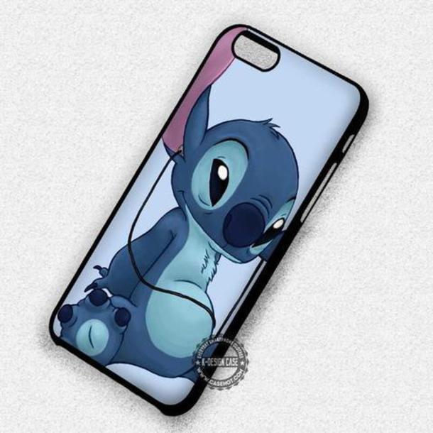 disney stitch iphone 8 plus case