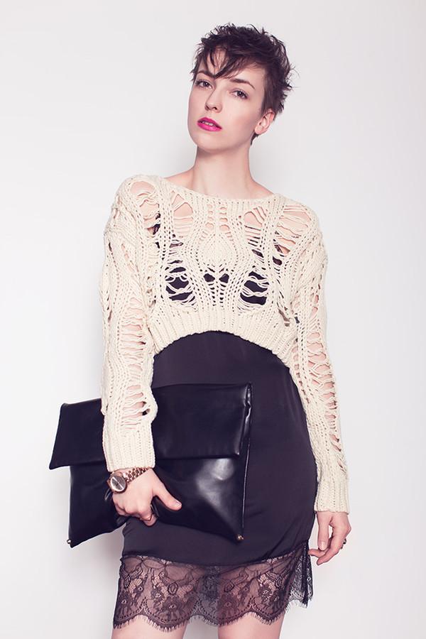 natalie's fashion workshop sweater bag dress shoes jewels