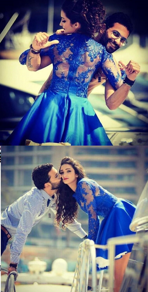 dress 2016 homecoming dress royal blue homecoming dress long sleeves homecoming dress party dress evening dress dancing dress