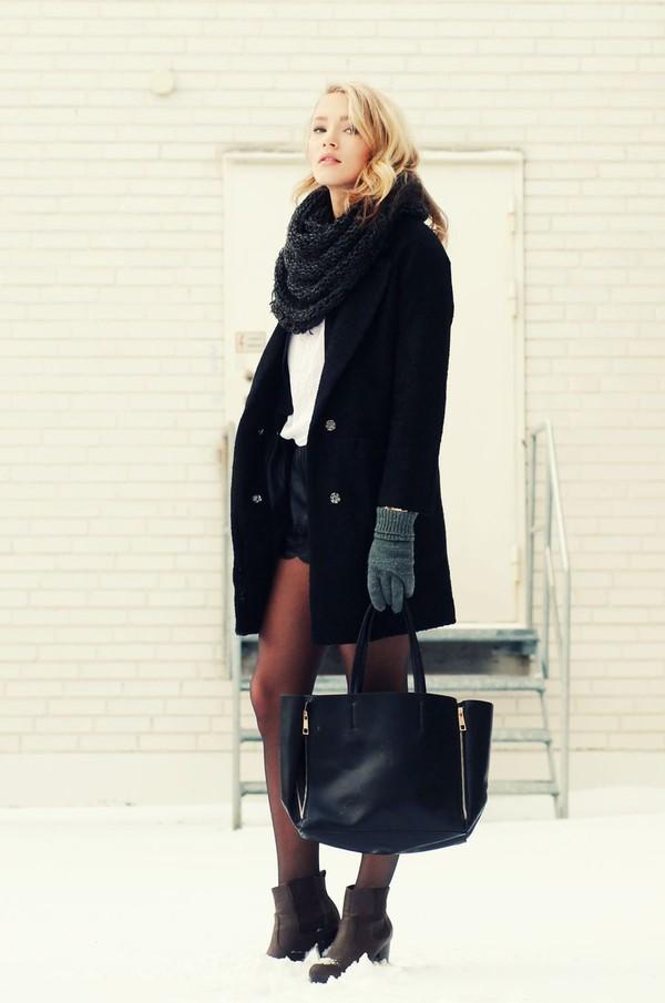 petra karlsson jacket shorts bag