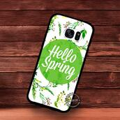 phone cover,quote on it phone case,spring,flowers,samsung galaxy cases,samsung galaxy s7 edge case,samsung galaxy s7 cases,samsung galaxy s6 edge plus case,samsung galaxy s6 edge case,samsung galaxy s6 case,samsung galaxy s5 case,samsung galaxy s4,samsung galaxy note case,samsung galaxy note 5,samsung galaxy note 4,samsung galaxy note 3