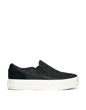 Ash | Ash Jungle Bis Glitter Slip On Trainers at ASOS