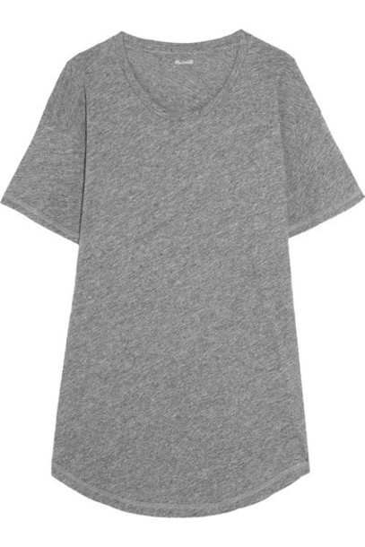 Madewell t-shirt shirt t-shirt cotton top
