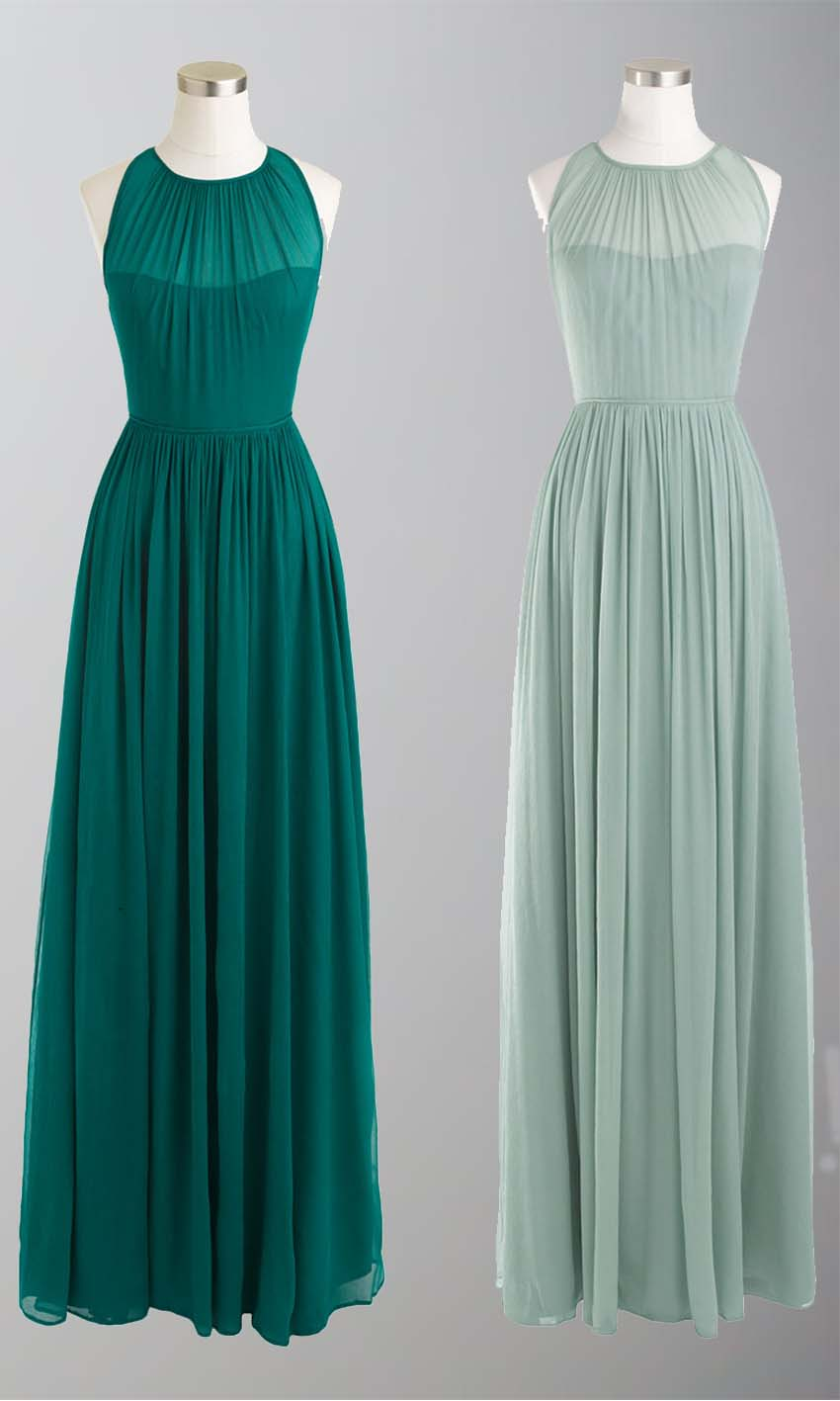Long Bridesmaid Dresses UK with Illusion Neckline KSP336 [KSP336] - £92.00 : Cheap Prom Dresses Uk, Bridesmaid Dresses, 2014 Prom & Evening Dresses, Look for cheap elegant prom dresses 2014, cocktail gowns, or dresses for special occasions? kissprom.co.uk offers various bridesmaid dresses, evening dress, free shipping to UK etc.
