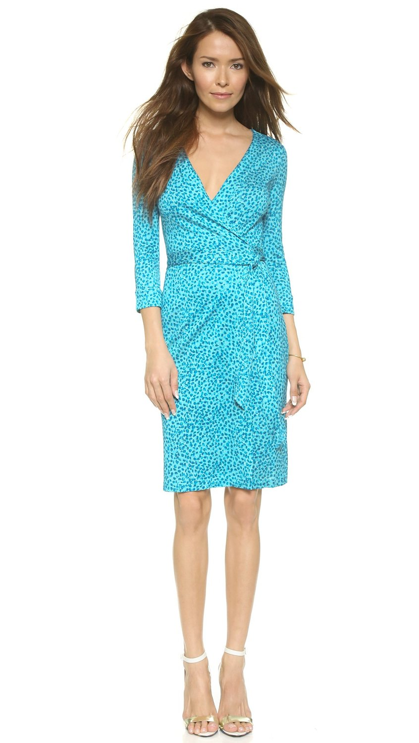 Dvf Wrap Dress Amazon Two Wrap Dress at Amazon