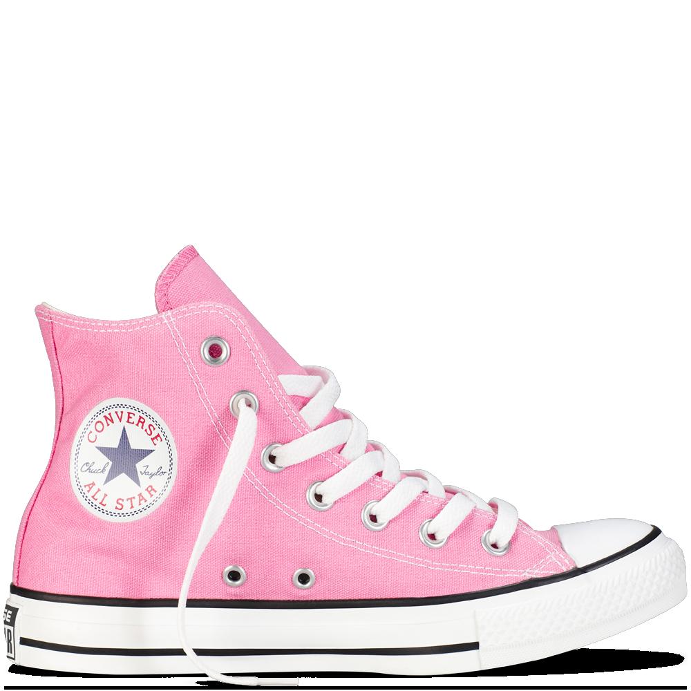 Chuck Taylor Classic Colors Hi Pink All Star