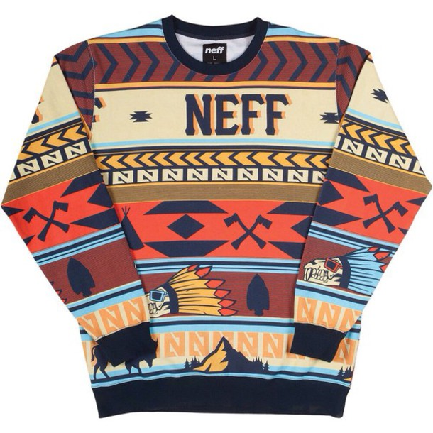 sweater neef