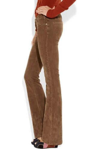 pants corduroy 1970 1960 bell bottoms vintage fashion