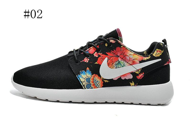 hot sale online 1c8e6 10df5 ... Nike Women Men Roshe Run Running Shoes For London Lightweight Rosh  Roshes One Flowers Rosherun .