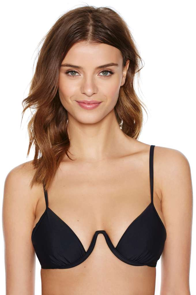 Nasty Gal Curacao Bikini Top | Shop Swimwear at Nasty Gal