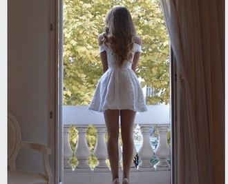 dress white off the shoulder helpmefindthis urgent top