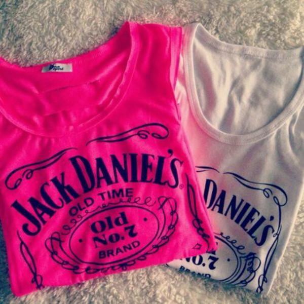 t-shirt jack daniel's jack daniels shirt