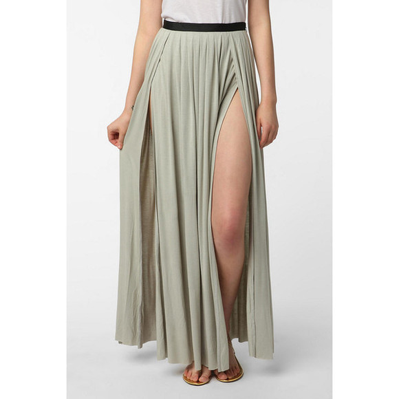 urban outfitters skirt grey skirt