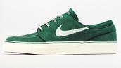 shoes,green,white,sb,pine green,skate shoe,sb zoom,nike,nike shoes,nike sb