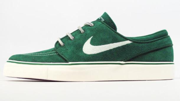 aeabc55f7e62 shoes green white sb pine green shoes skate shoe sb zoom nike nike shoes  nike sb